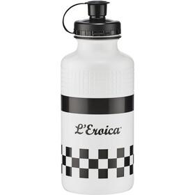 Elite Eroica Drink Bottle 500ml white/black